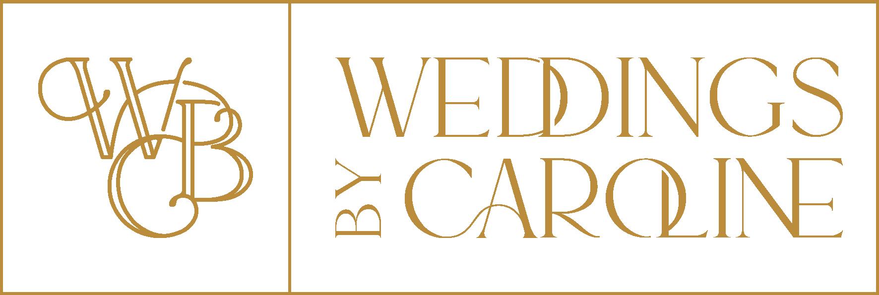 Weddings by Caroline